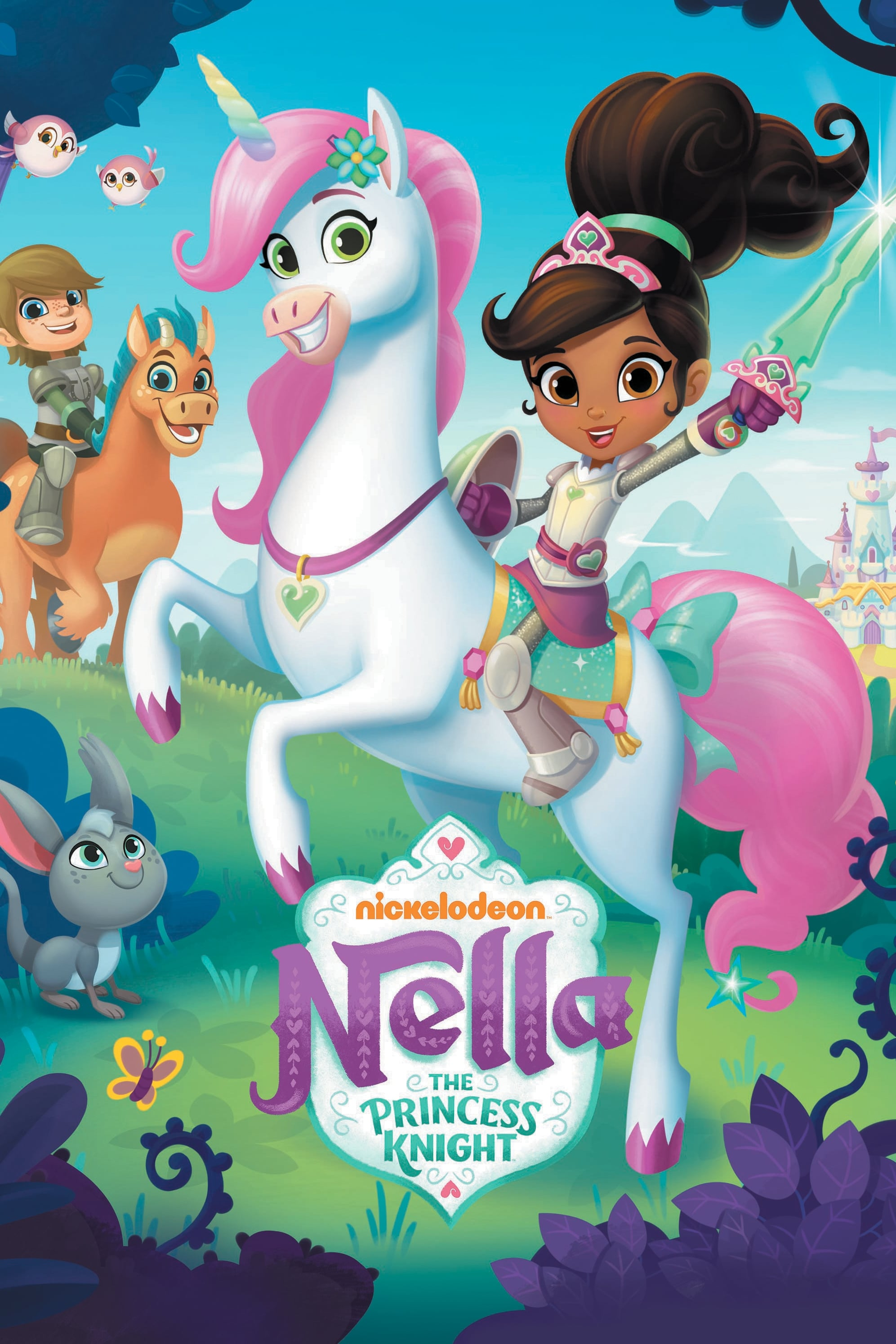 Nella the Princess Knight (2017)
