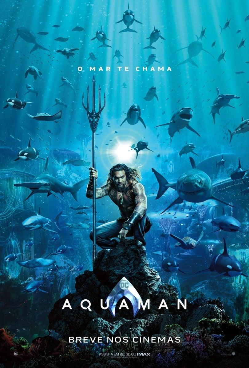 Aquaman – Dublado (2018)
