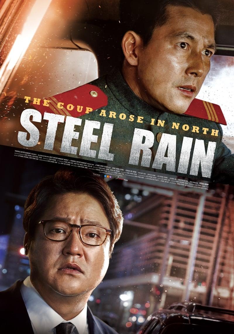 Steel Rain – Dublado (2017)