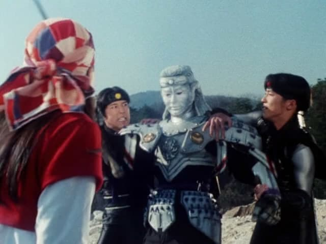 Super Sentai Season 18 :Episode 52  Resolution: Father and Child