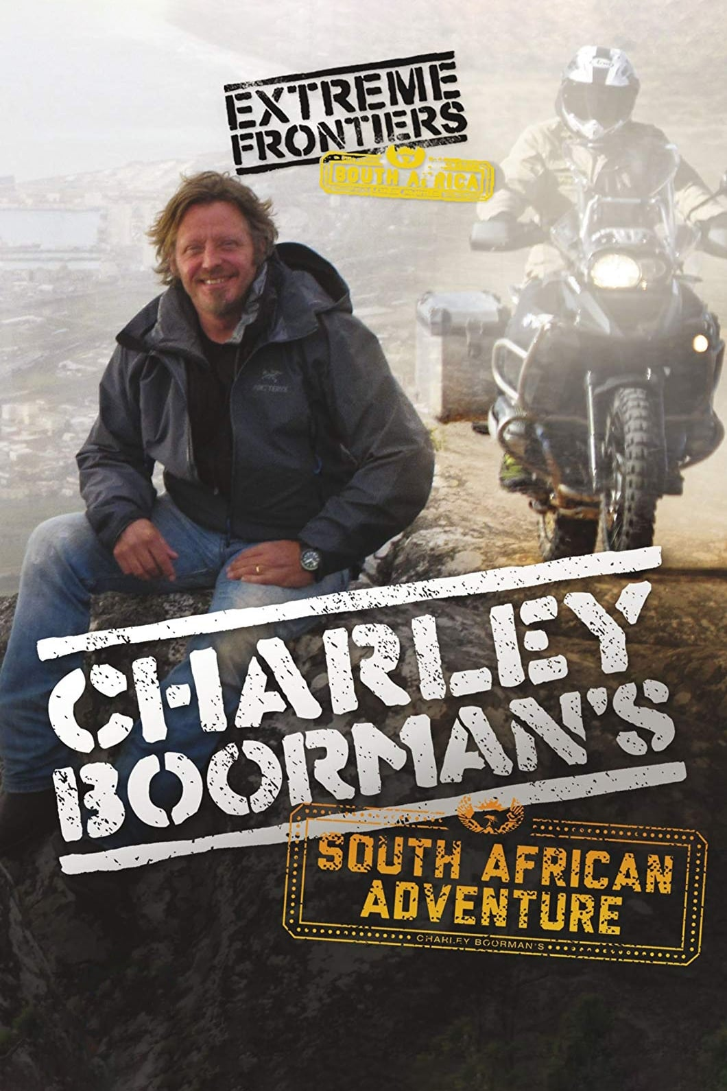 Charley Boorman's South African Adventure TV Shows About Africa