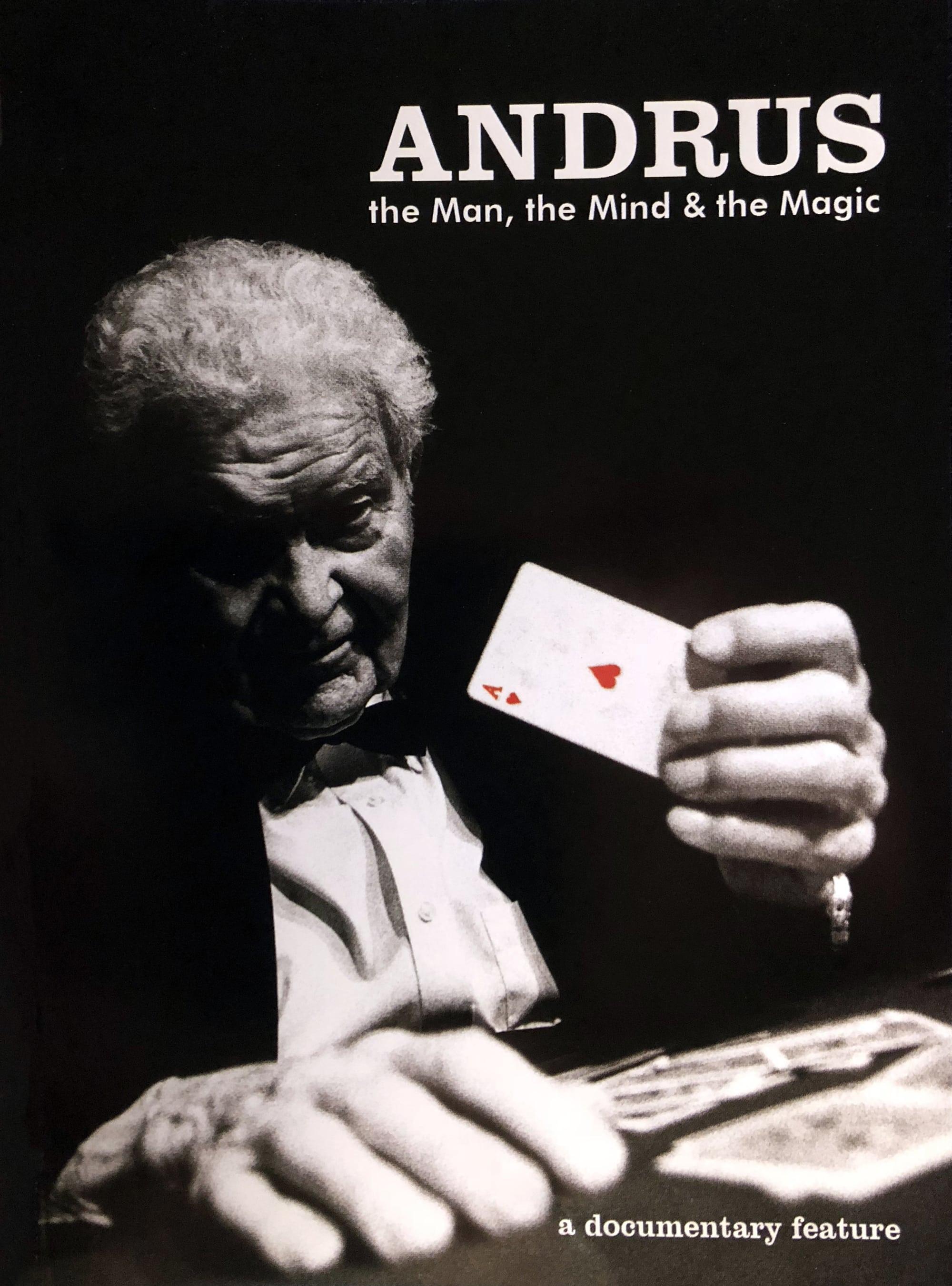 Ver Andrus: The Man, the Mind & the Magic Online HD Español ()