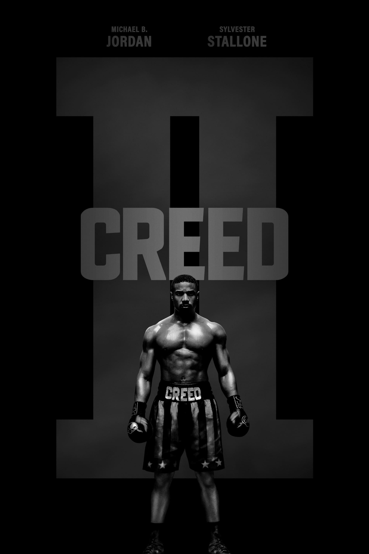 Poster and image movie Film Creed II - Creed II 2018