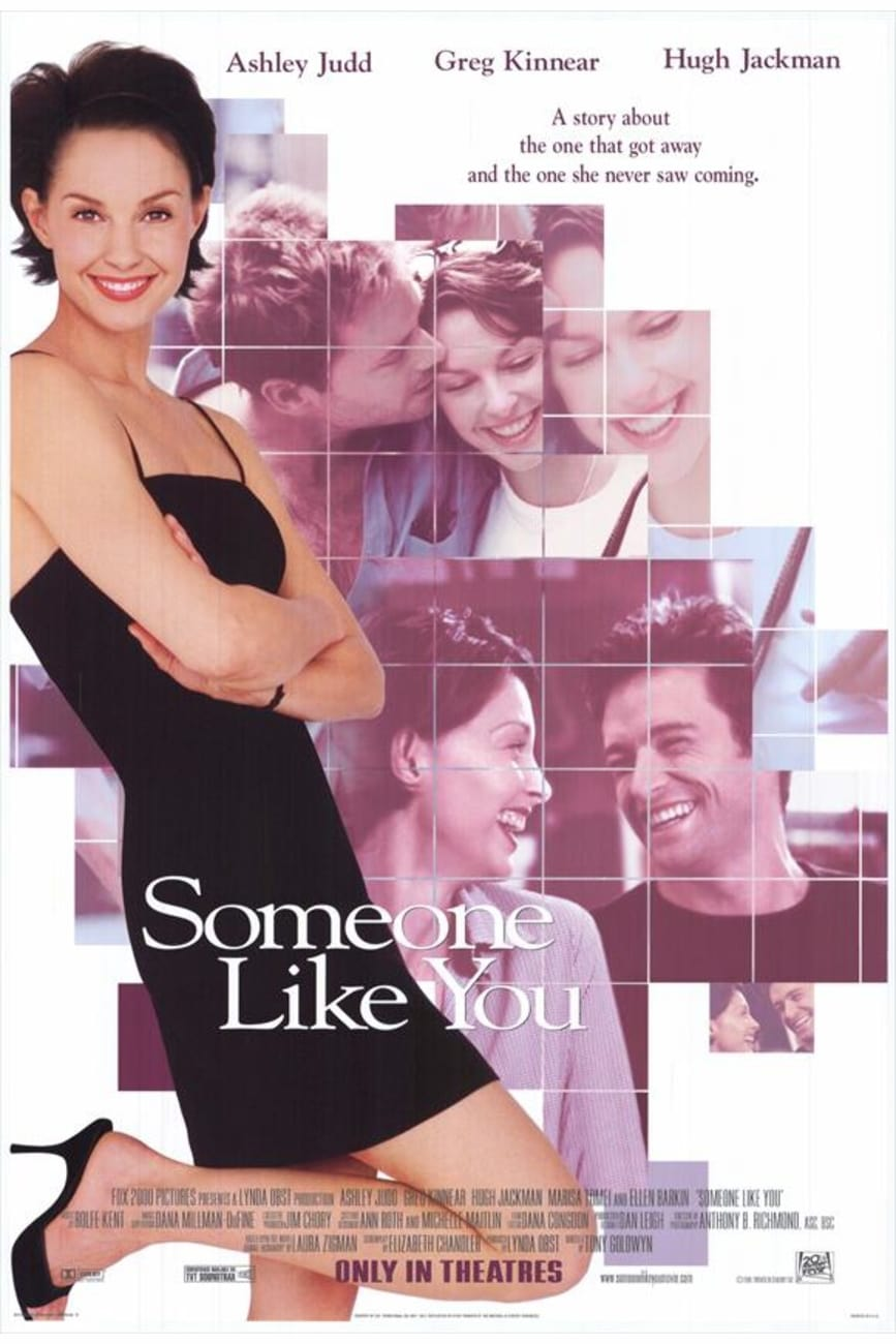 Someone Like You… (2001)