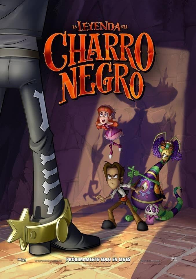 Ver La Leyenda del Charro Negro Online HD Español (2018)