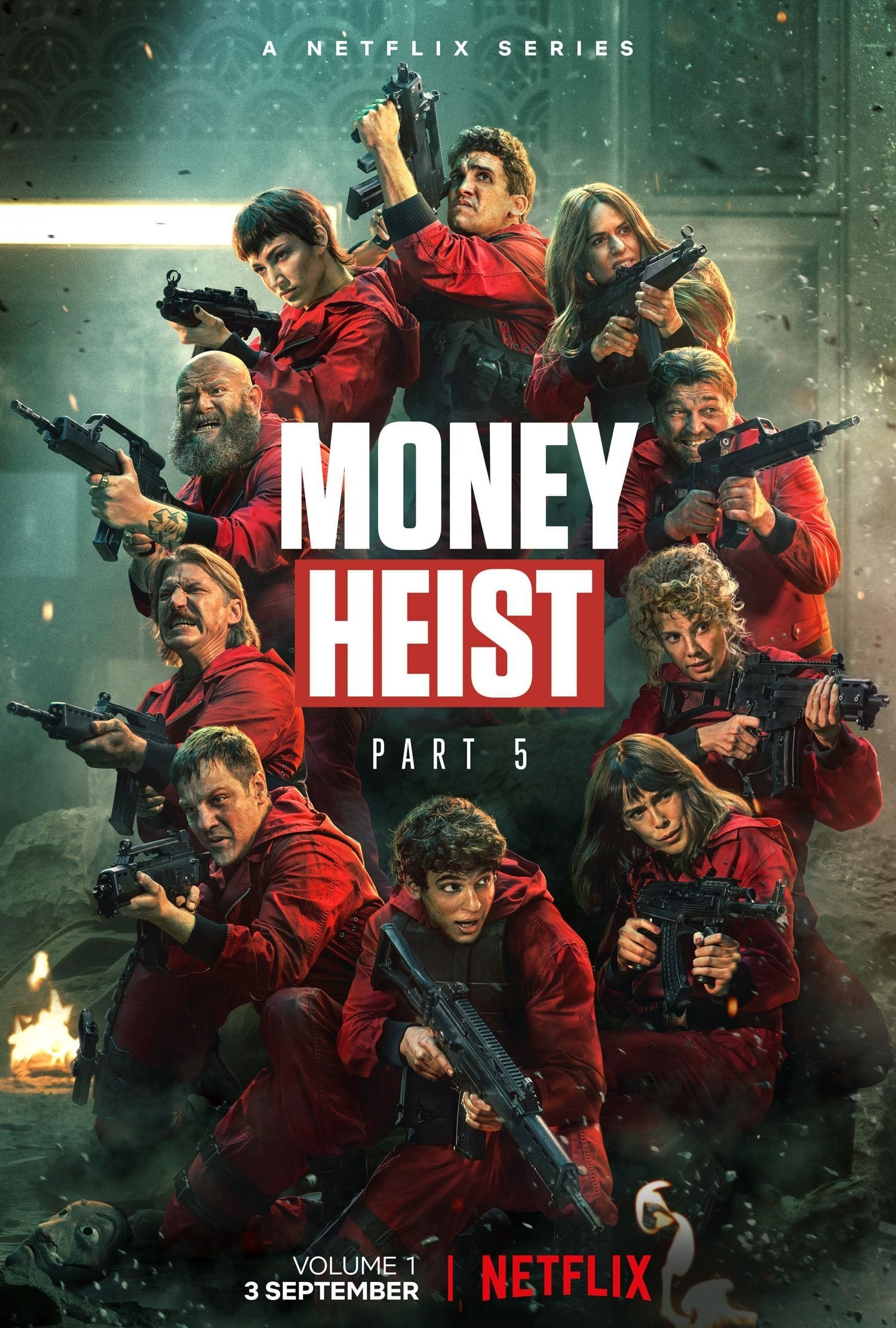 Money Heist Season 3 Episode 10