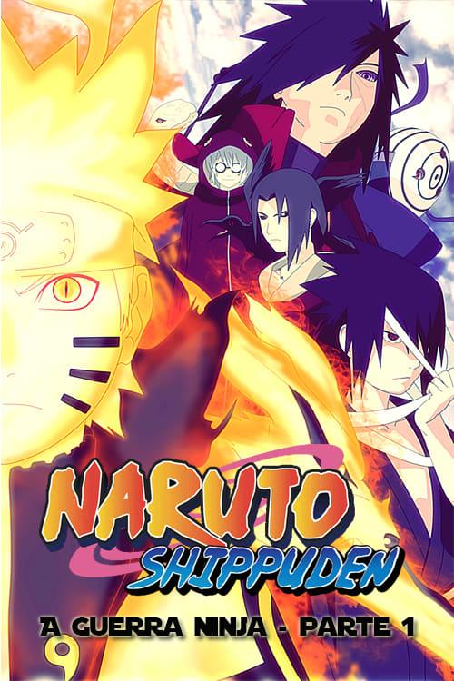 Naruto shippuden Guerra ninja (2018)