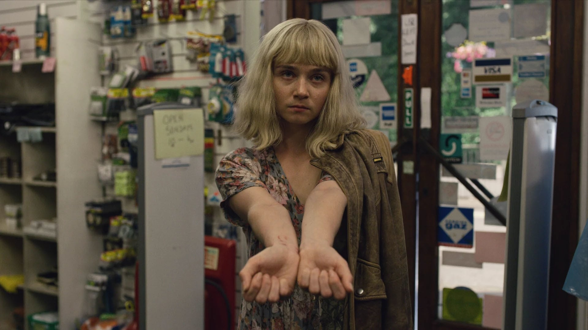 The End of the F***ing World Season 1 :Episode 5  Episode 5