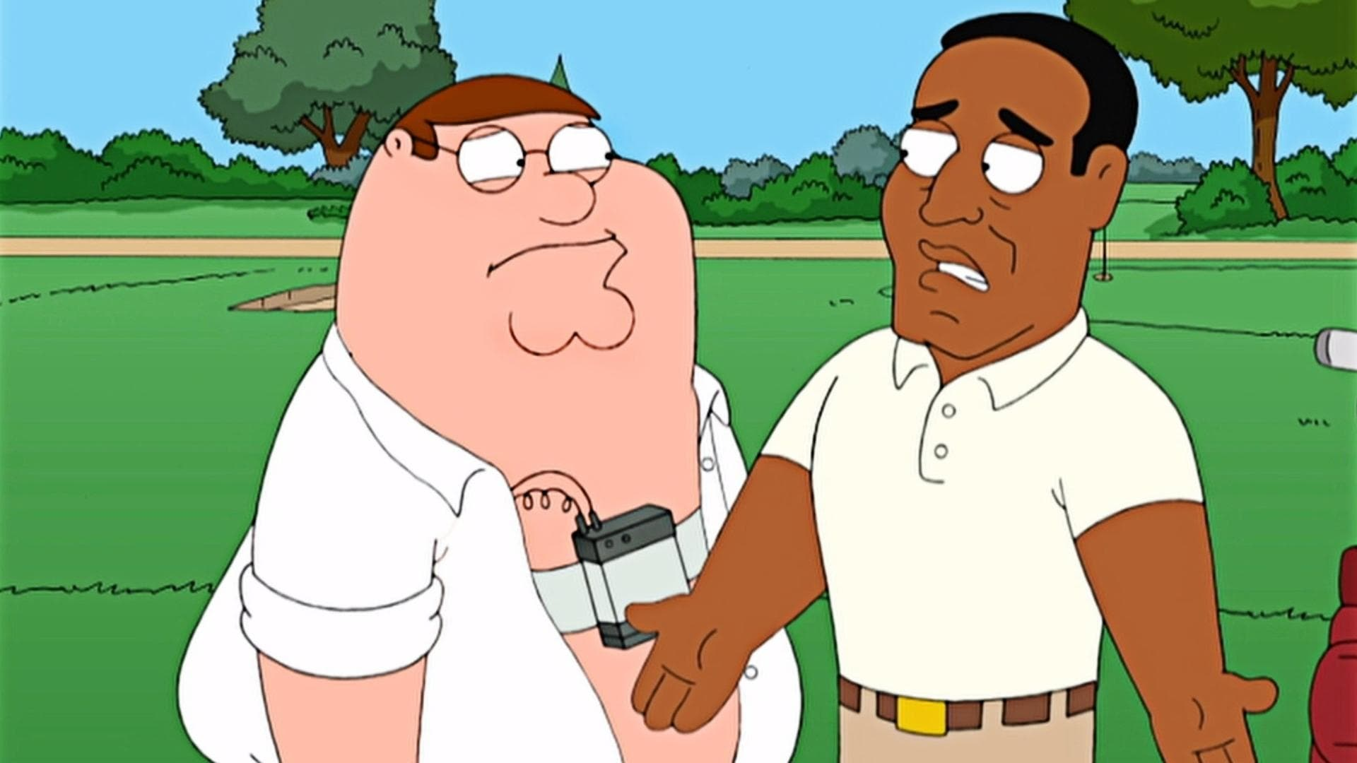 Family Guy Season 7 :Episode 9  The Juice Is Loose!