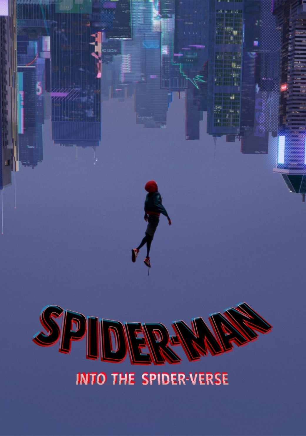 Poster and image movie Film Omul-Paianjen: in lumea paianjenului - Spider-Man: Into the Spider-Verse - Spider-Man: Into the Spider-Verse 2018