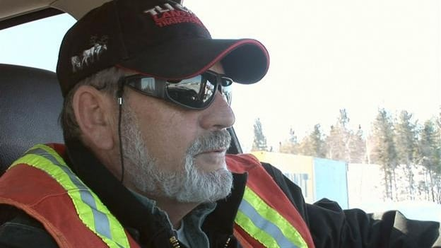 Ice Road Truckers Season 1 :Episode 8  Into the Whiteout