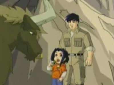Jackie Chan Adventures Season 3 :Episode 12  The Ox-Head Incident