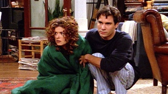 Will & Grace Season 1 :Episode 10  The Big Vent