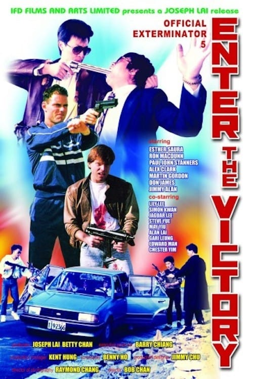 Ver Night of the Ninja Online HD Español (1988)