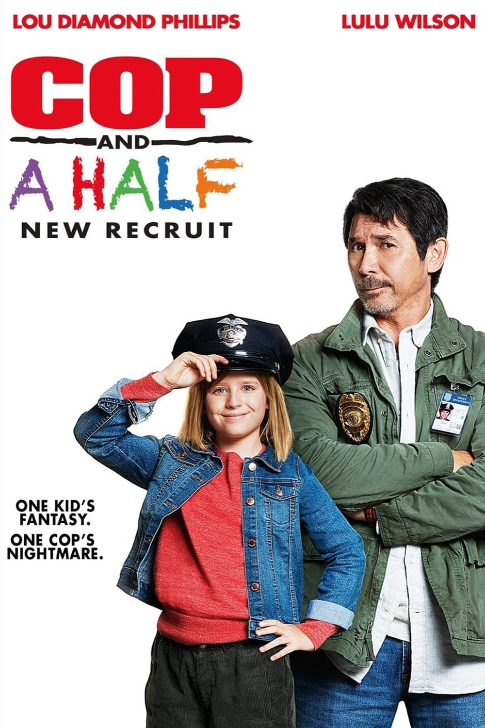 Cop and a Half: New Recruit (2017) žiūrėti online