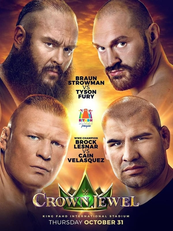 WWE Crown Jewel 2019 (2019)