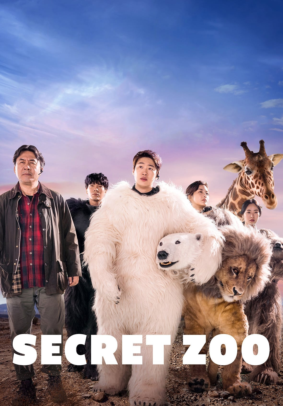 Phim Sở Thú Thoát Ế - Secret Zoo