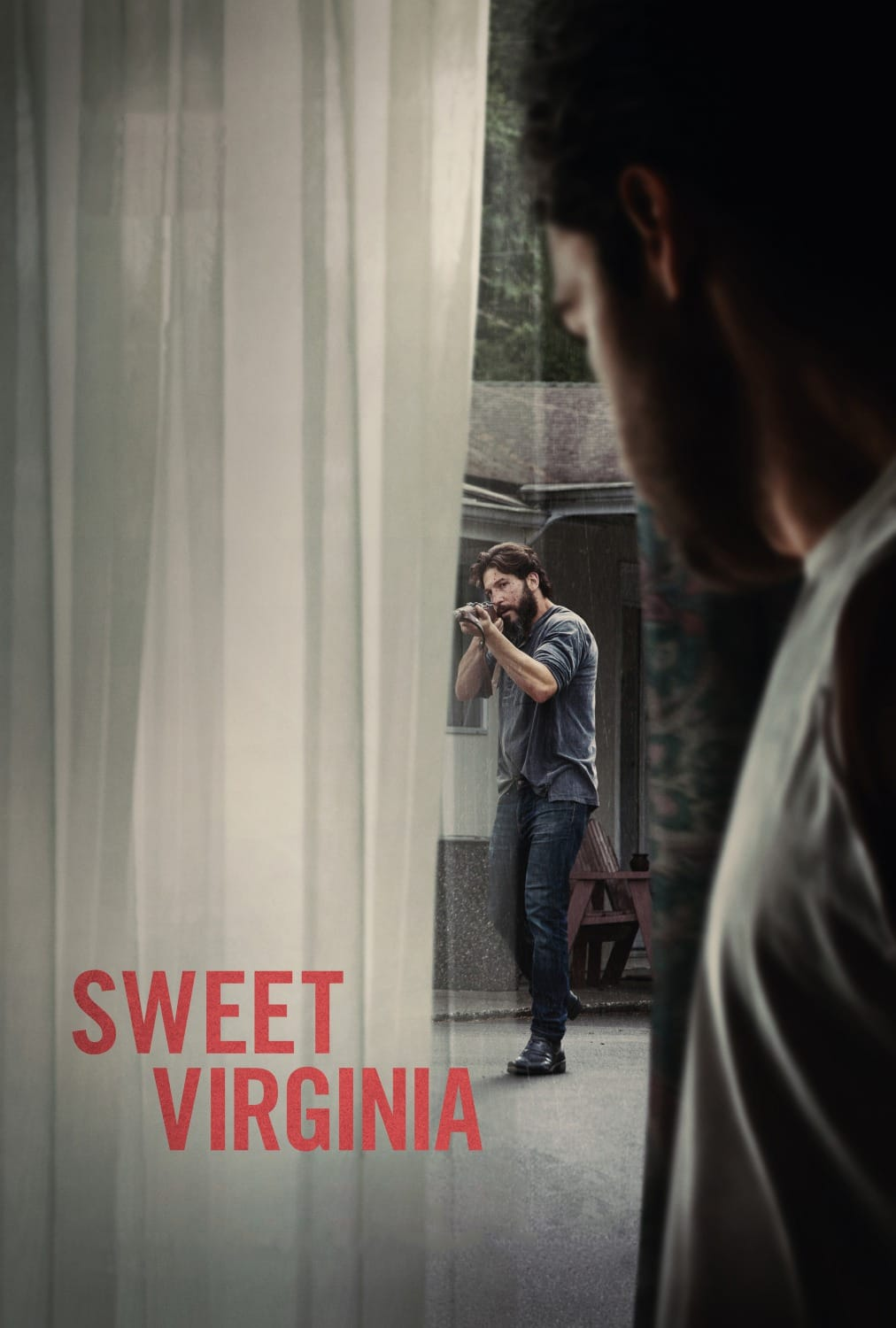 Póster Sweet Virginia