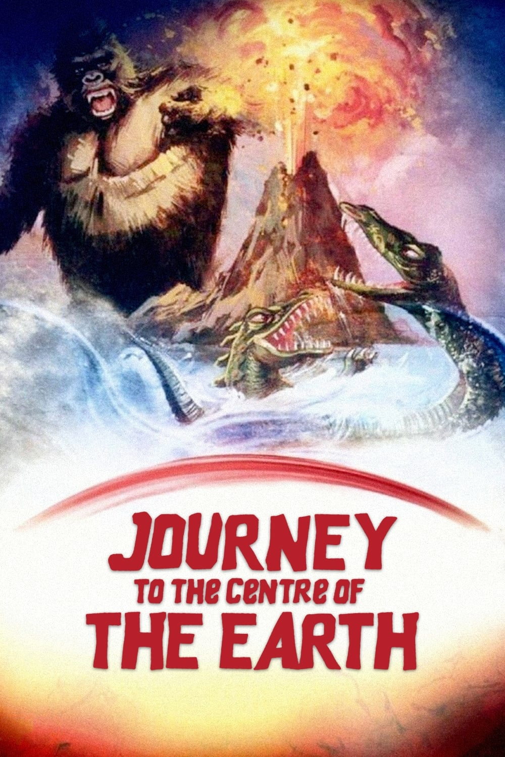 Journey to the Center of the Earth (1977) - Posters — The ...