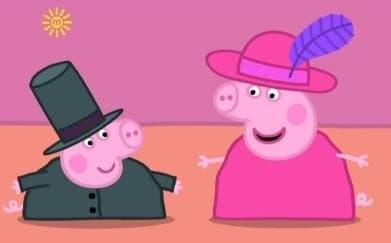Peppa Pig Season 1 :Episode 18  Dressing Up