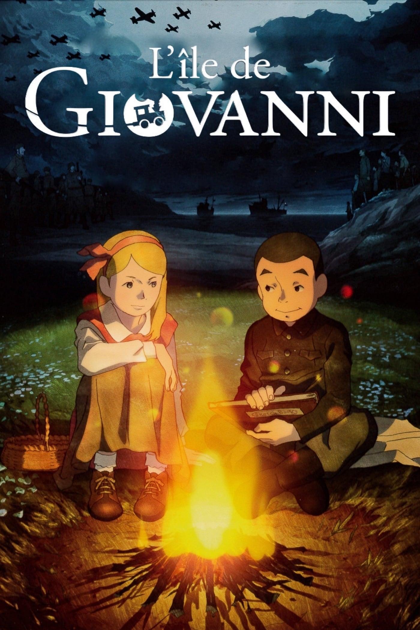 L'île de Giovanni streaming sur libertyvf