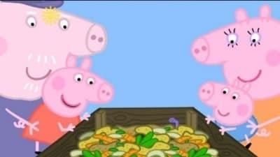 Peppa Pig Season 3 :Episode 7  Compost