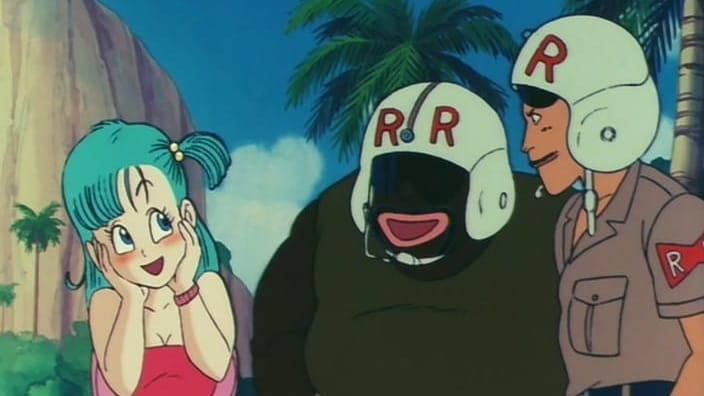 Dragon Ball Season 1 :Episode 46  Bulma's Bad Day