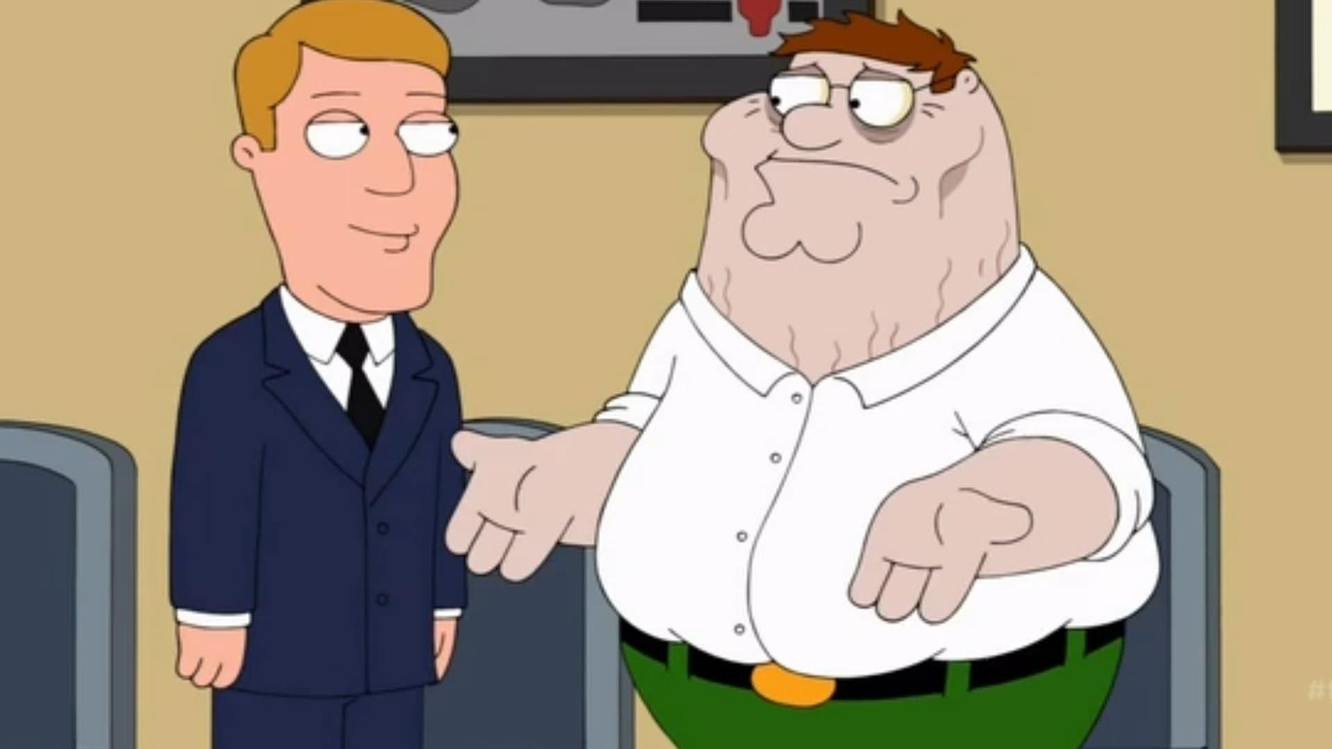 Family Guy Season 12 :Episode 14  Fresh Heir