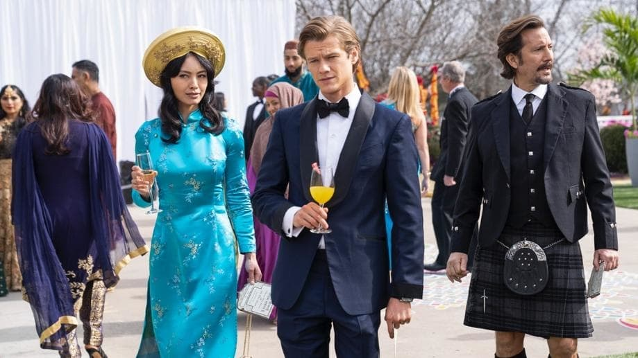 MacGyver Season 5 :Episode 12  Royalty + Marriage + Vivaah Sanskar + Zinc + Henna