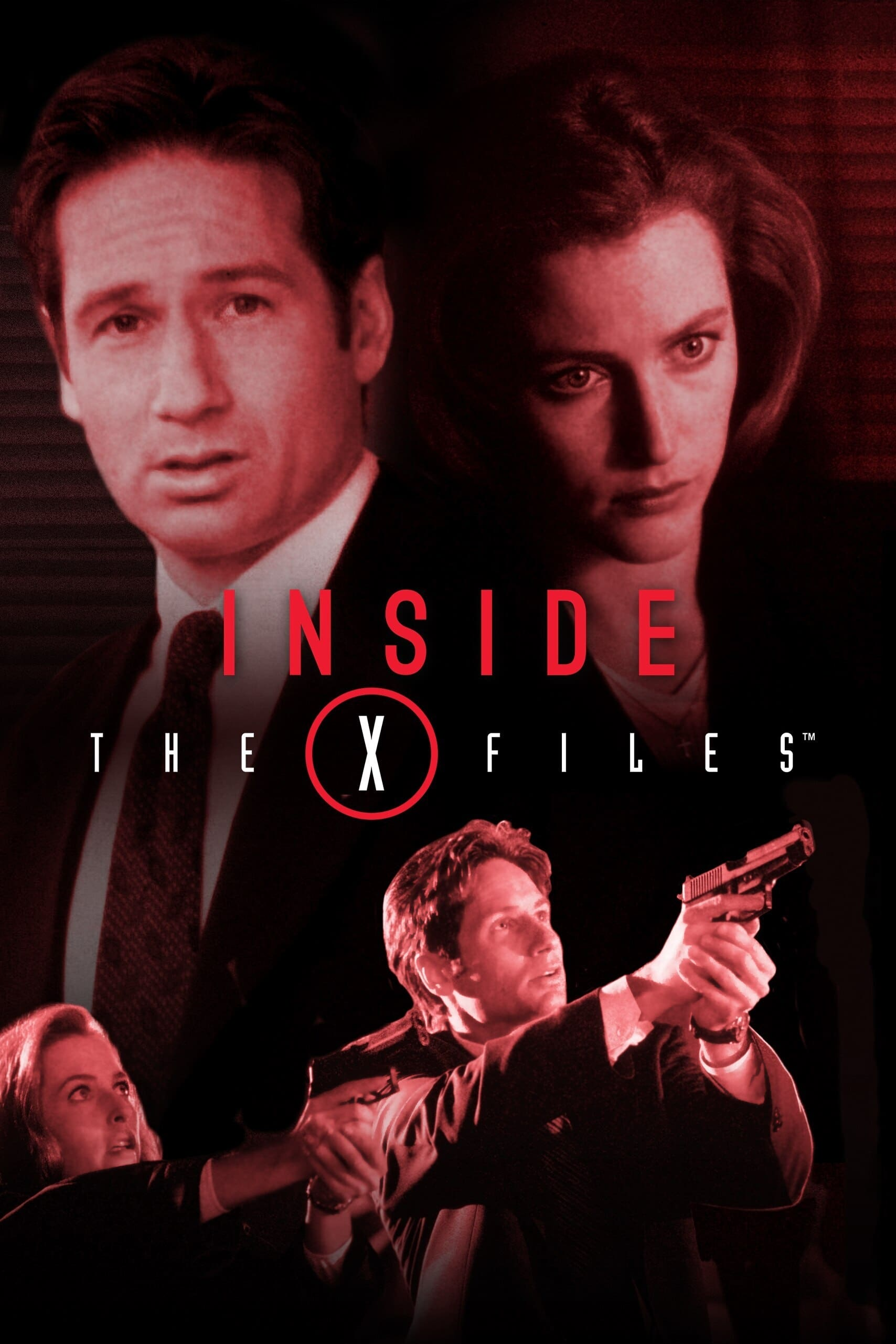 Inside The X Files 1998 Posters The Movie Database Tmdb