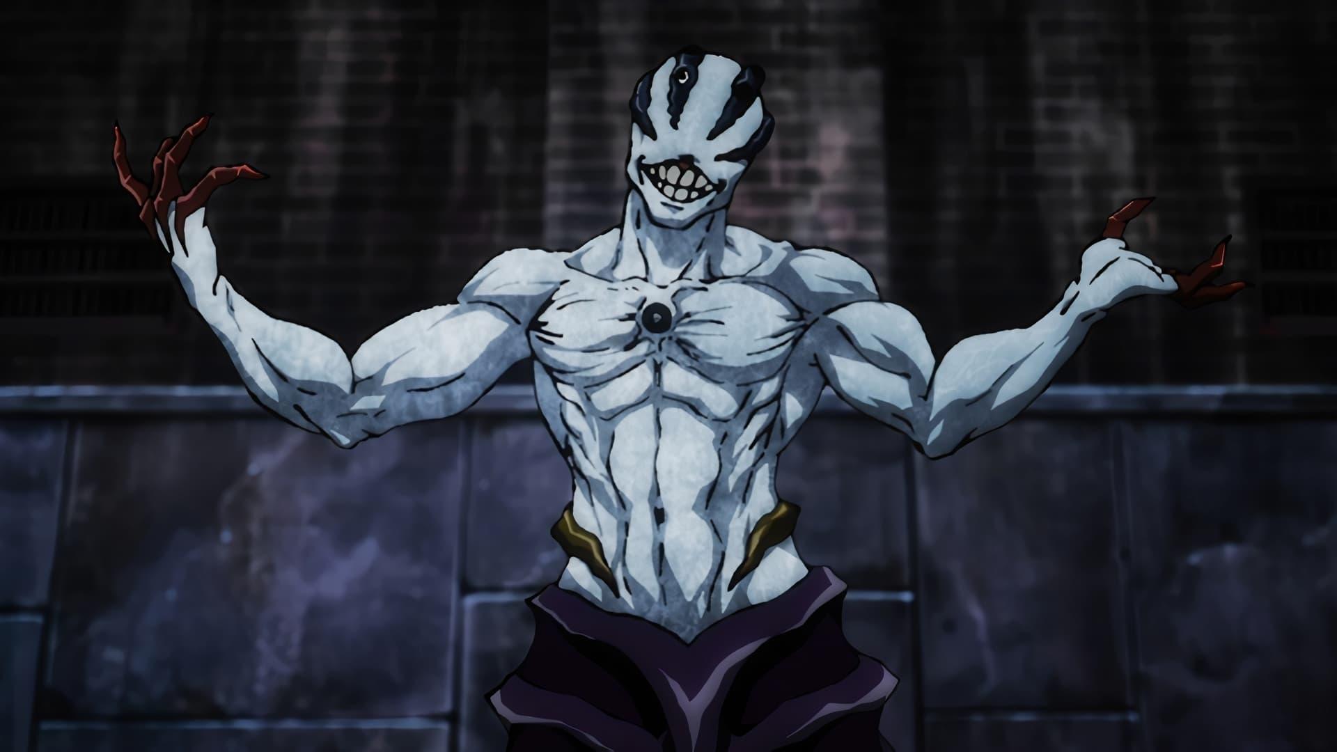 Jujutsu Kaisen Season 1 :Episode 4  Curse Womb Must Die