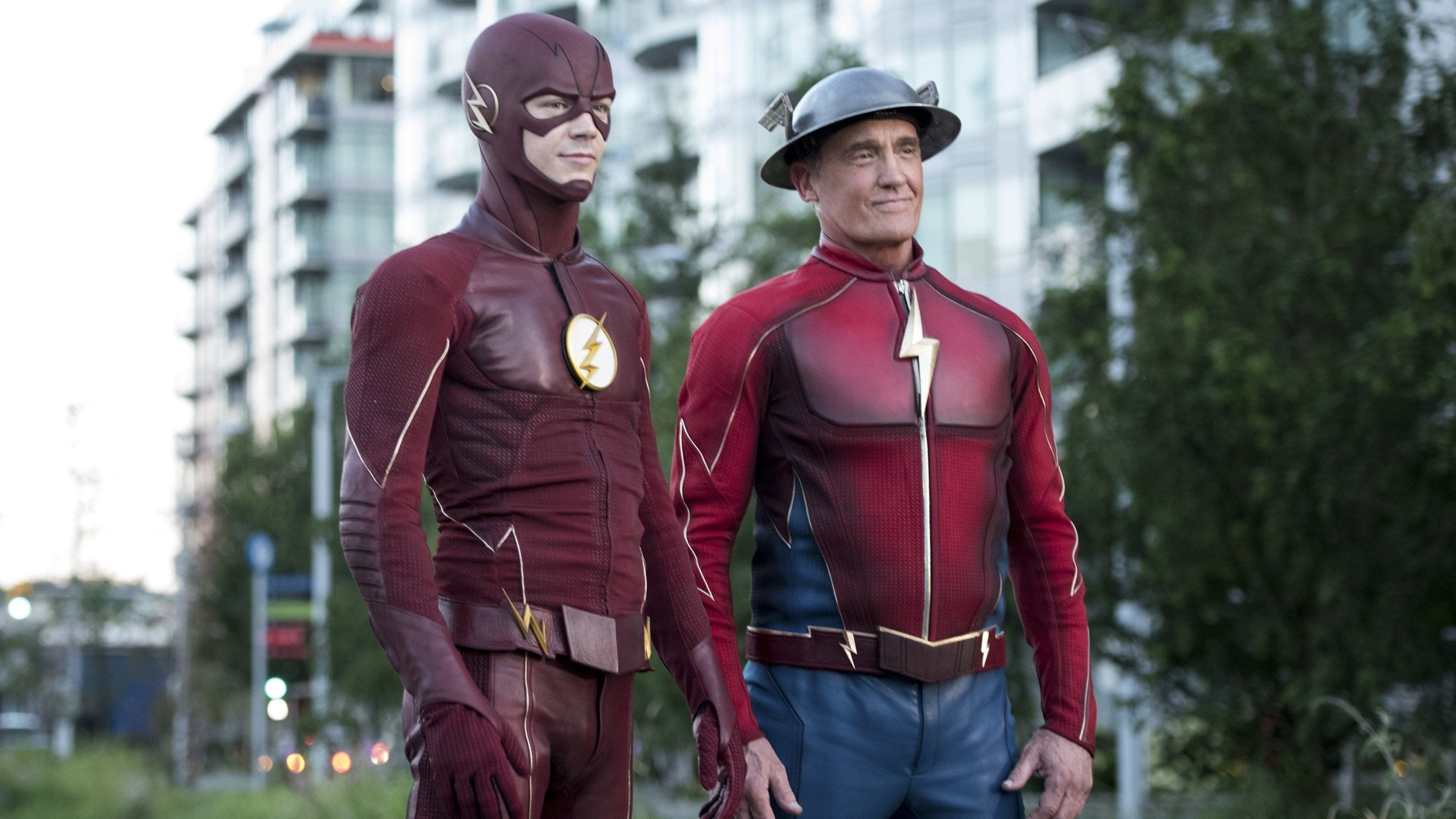 The Flash Season 3 :Episode 2  Paradox