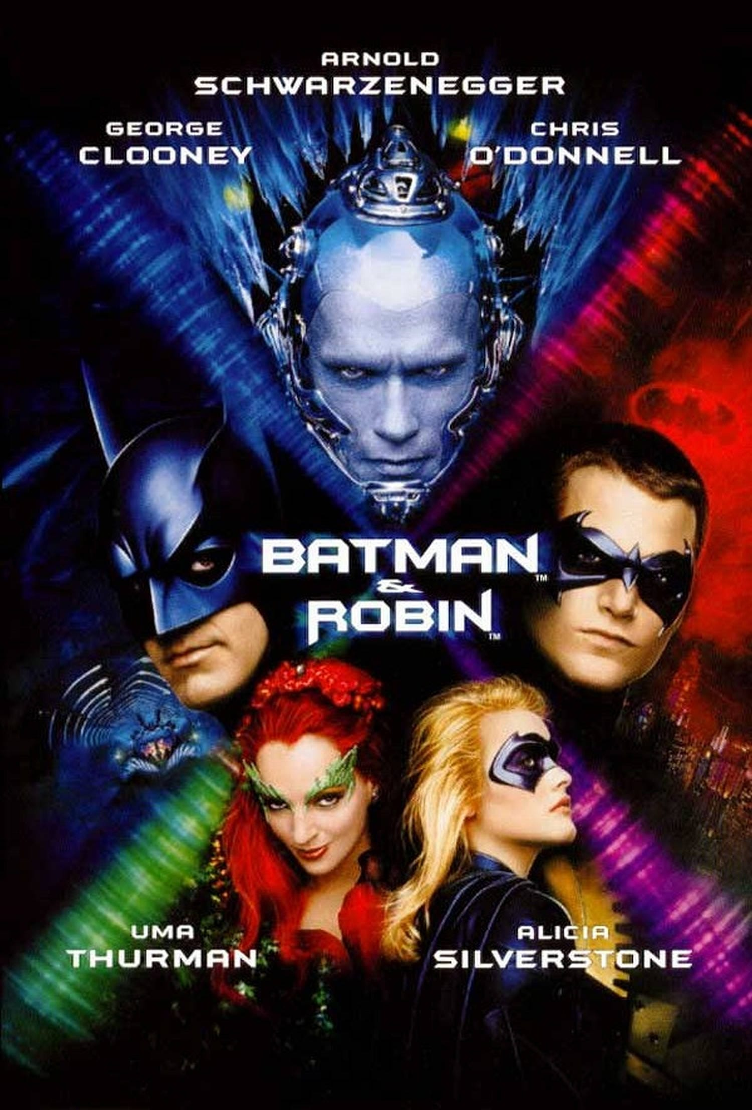 Poster and image movie Film Batman si Robin - Batman și Robin - Batman & Robin - Batman & Robin -  1997