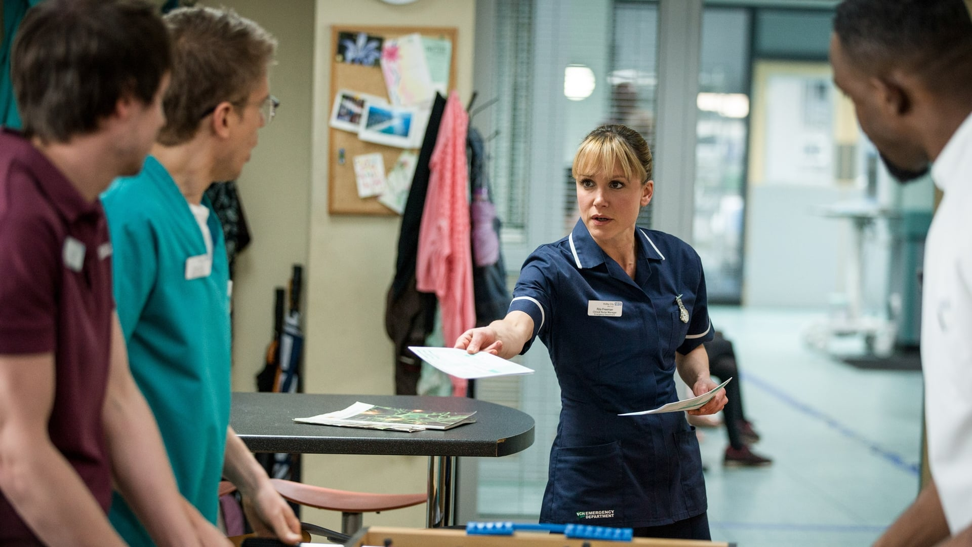 Casualty Season 30 :Episode 42  The Fear