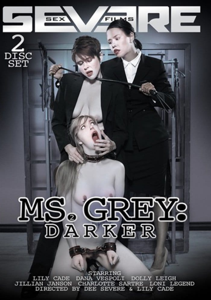 Ver Ms. Grey 2: Darker Online HD Español ()