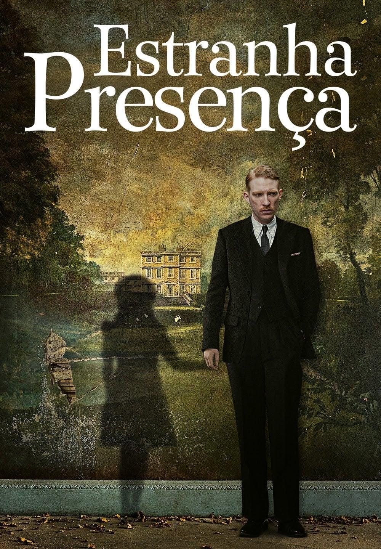 Estranha Presença poster, capa, cartaz