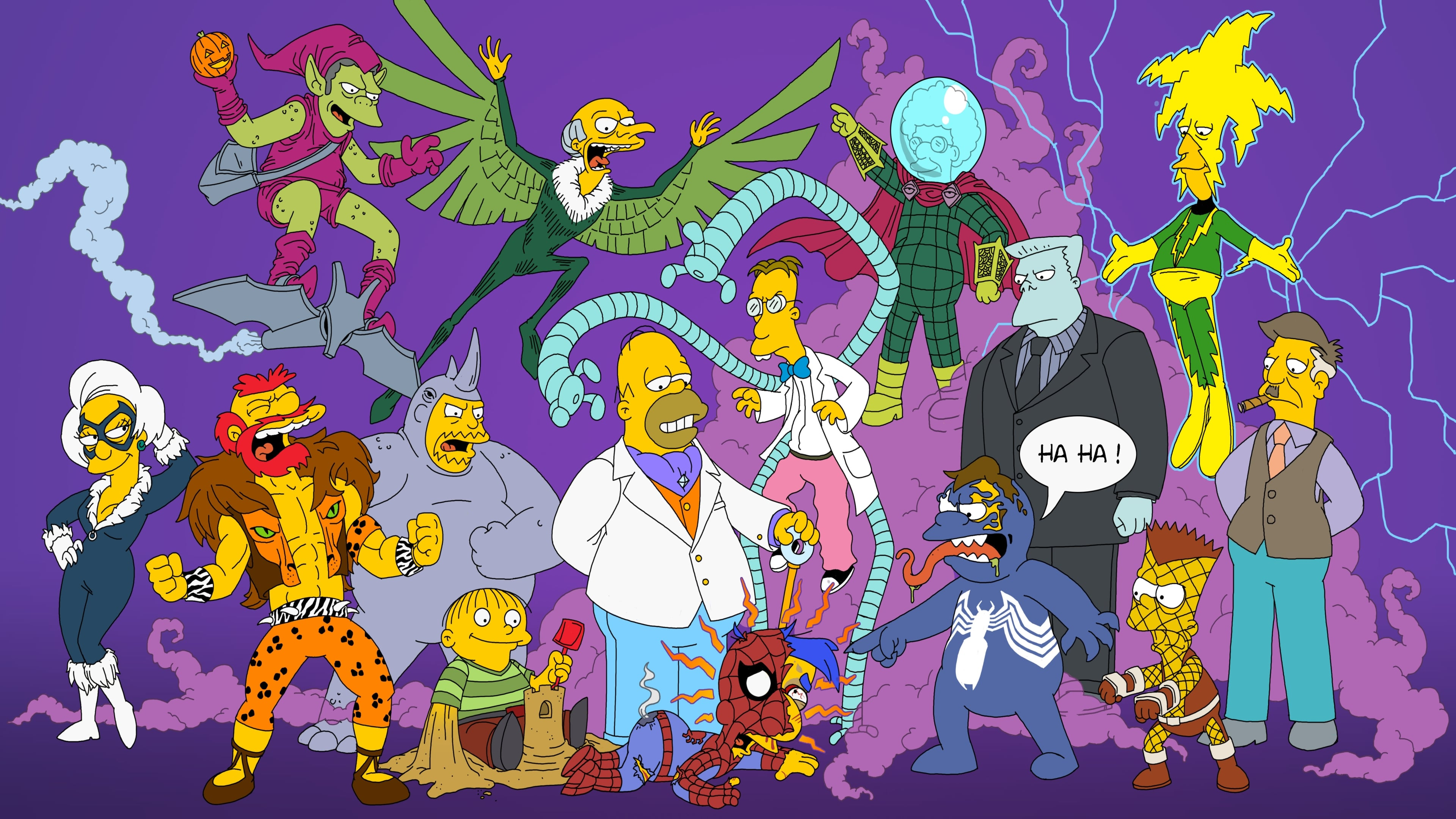The Simpsons - Season 14