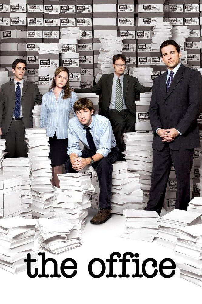 The Office (US) (2005) Season 1-9 S01-S09 | 1080p Mixed x265 HEVC 10bit AAC 5.1 [150 GB] | 720p x265 AAC 2.0 [22.5 GB] | G-Drive
