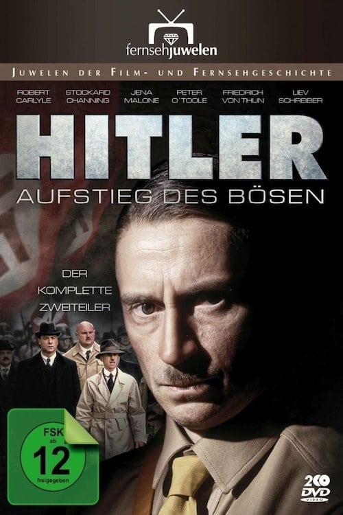 Ver Hitler: The Rise of Evil Online HD Español ()