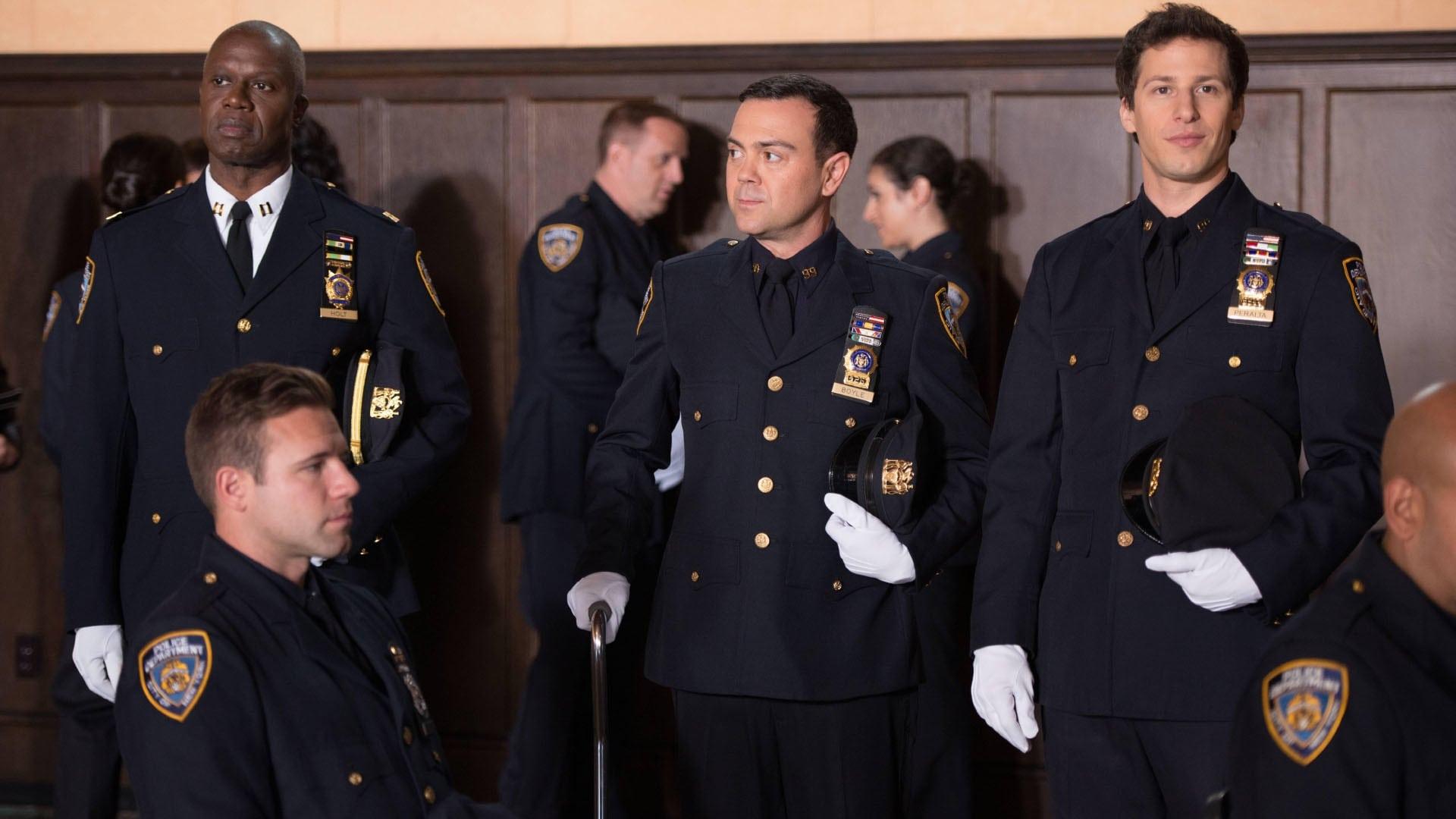Brooklyn Nine-Nine - Season 1 Episode 13 : The Bet