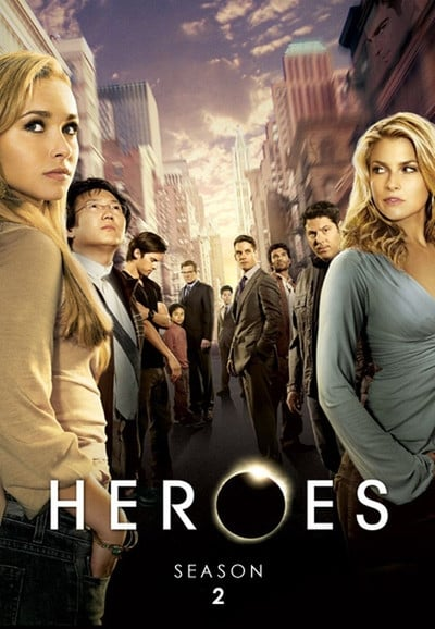 Heroes S2 (2007) Subtitle Indonesia