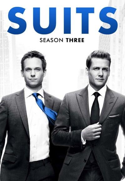 Suits (La clave del éxito) Season 3