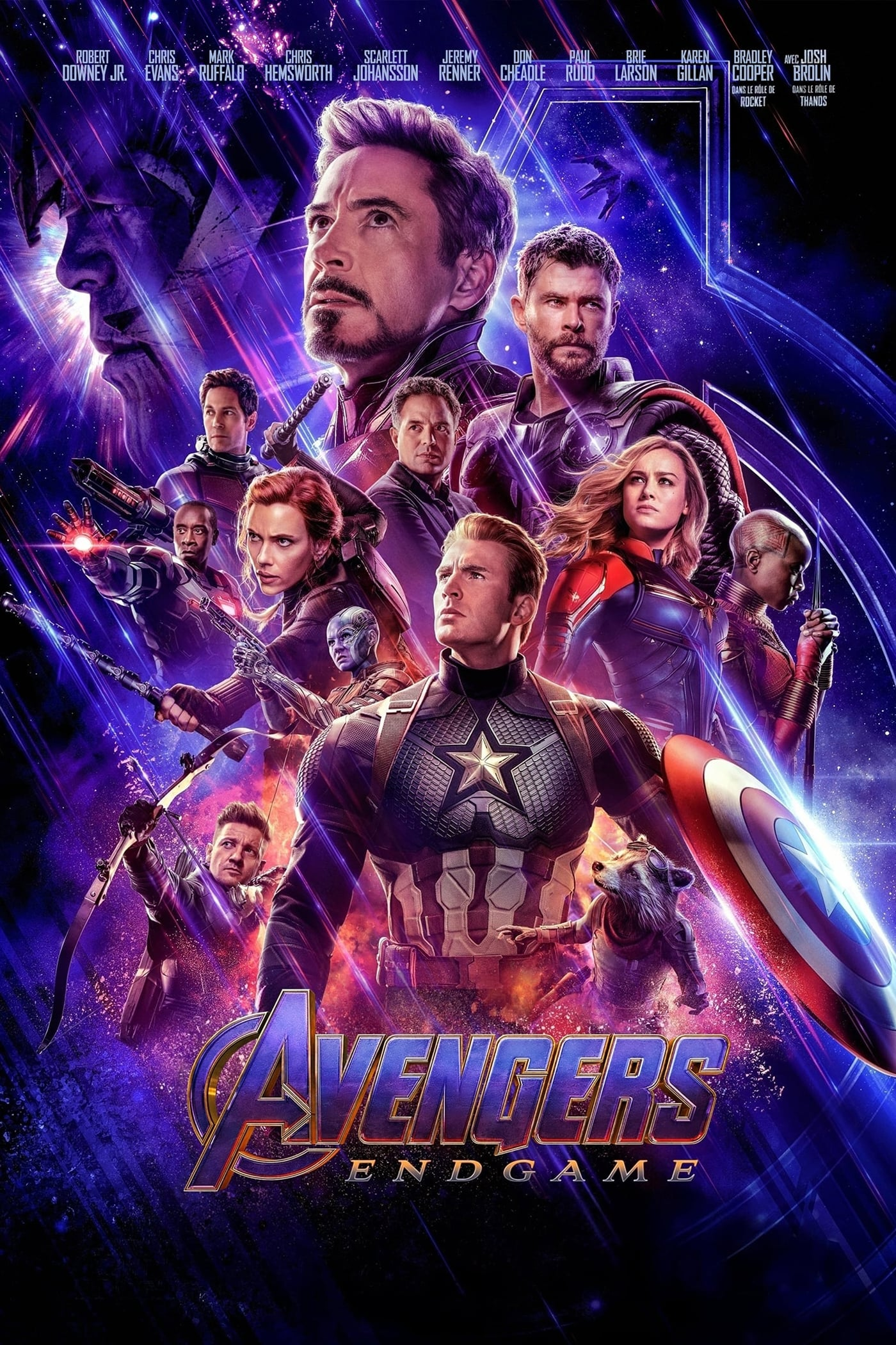 voir film Avengers : Endgame streaming