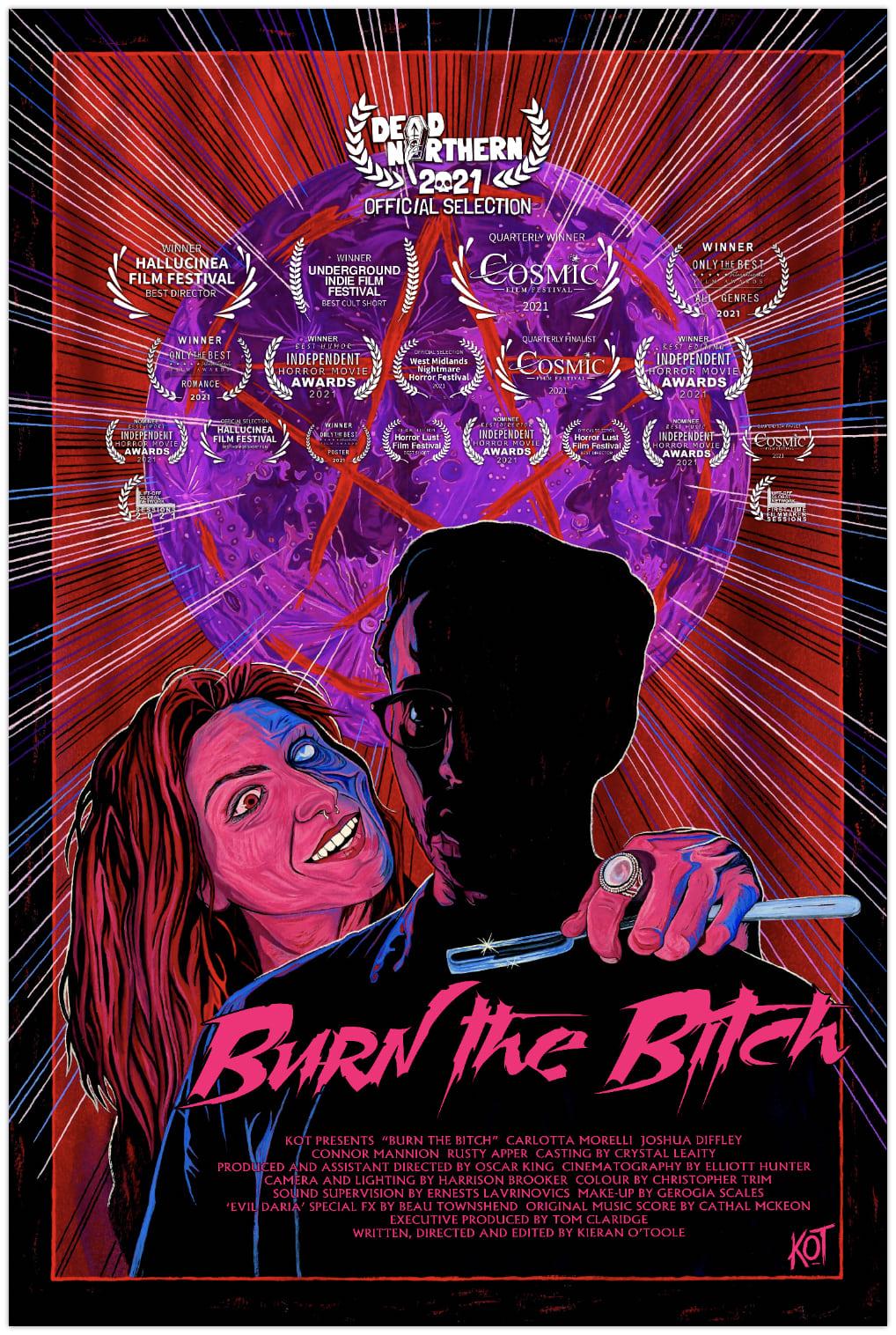 Burn the Bitch (2021)
