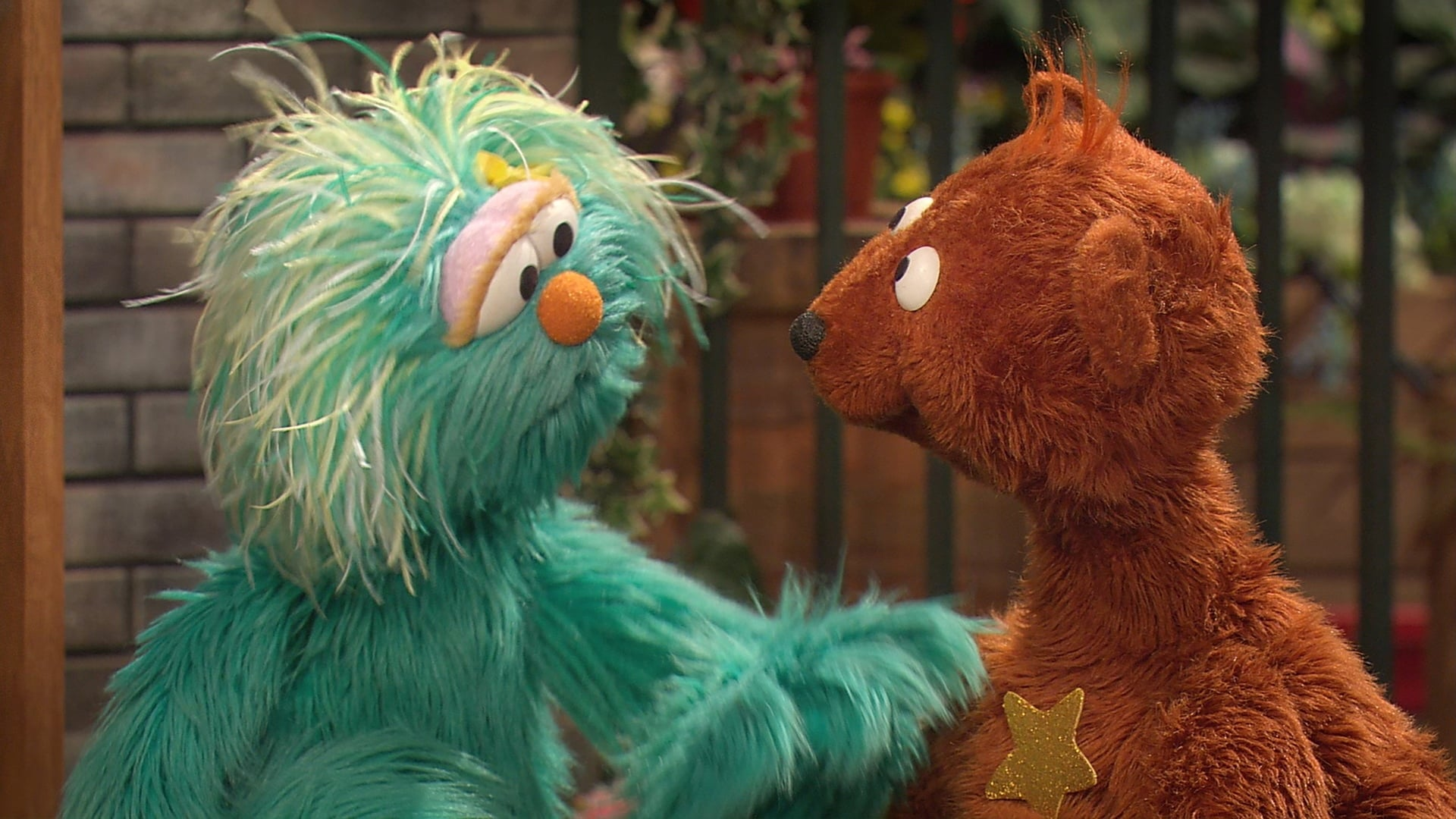 Sesame Street Season 46 :Episode 33  Don't Get Pushy