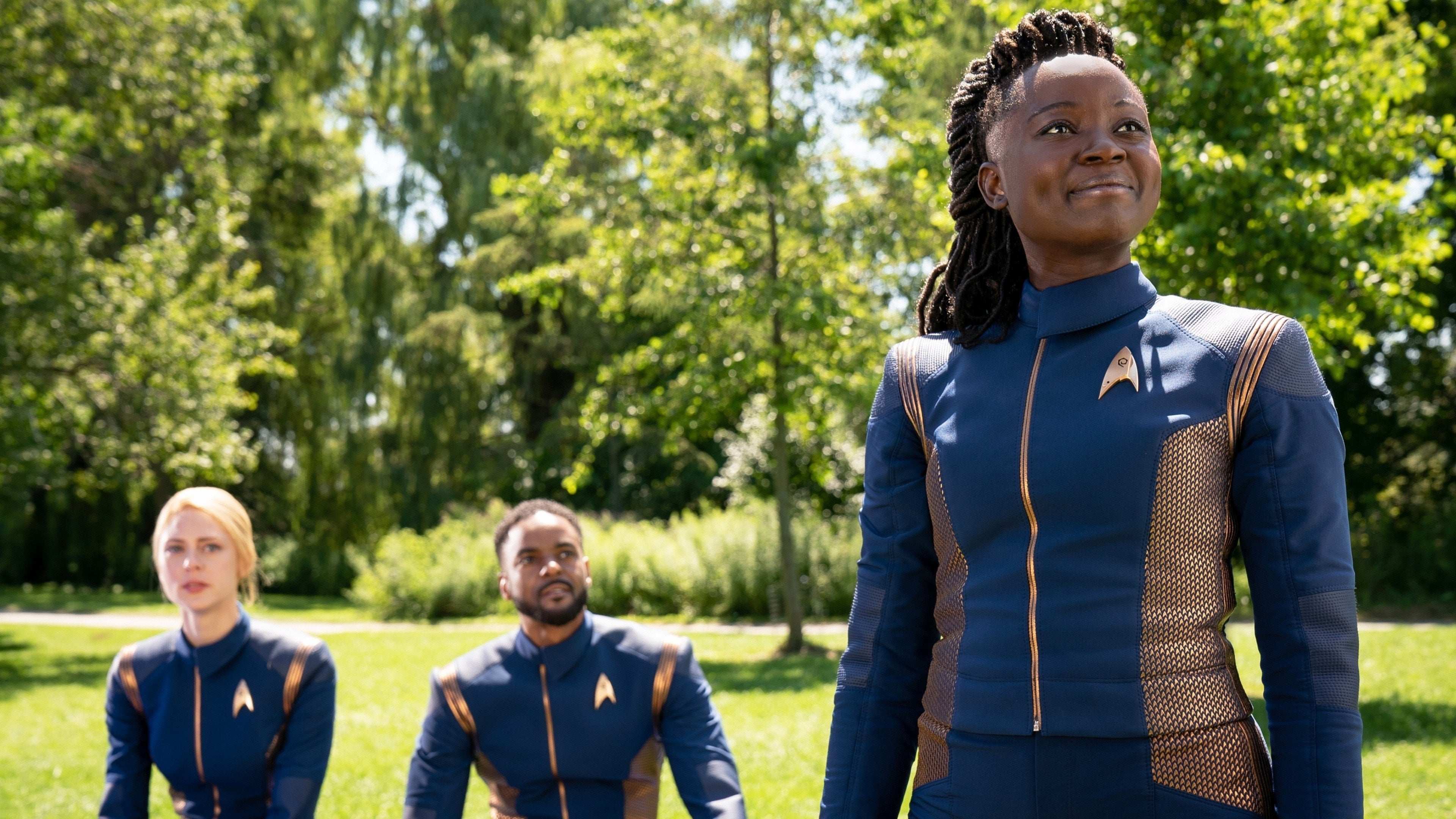 Star Trek: Discovery Season 3 :Episode 3  People of Earth