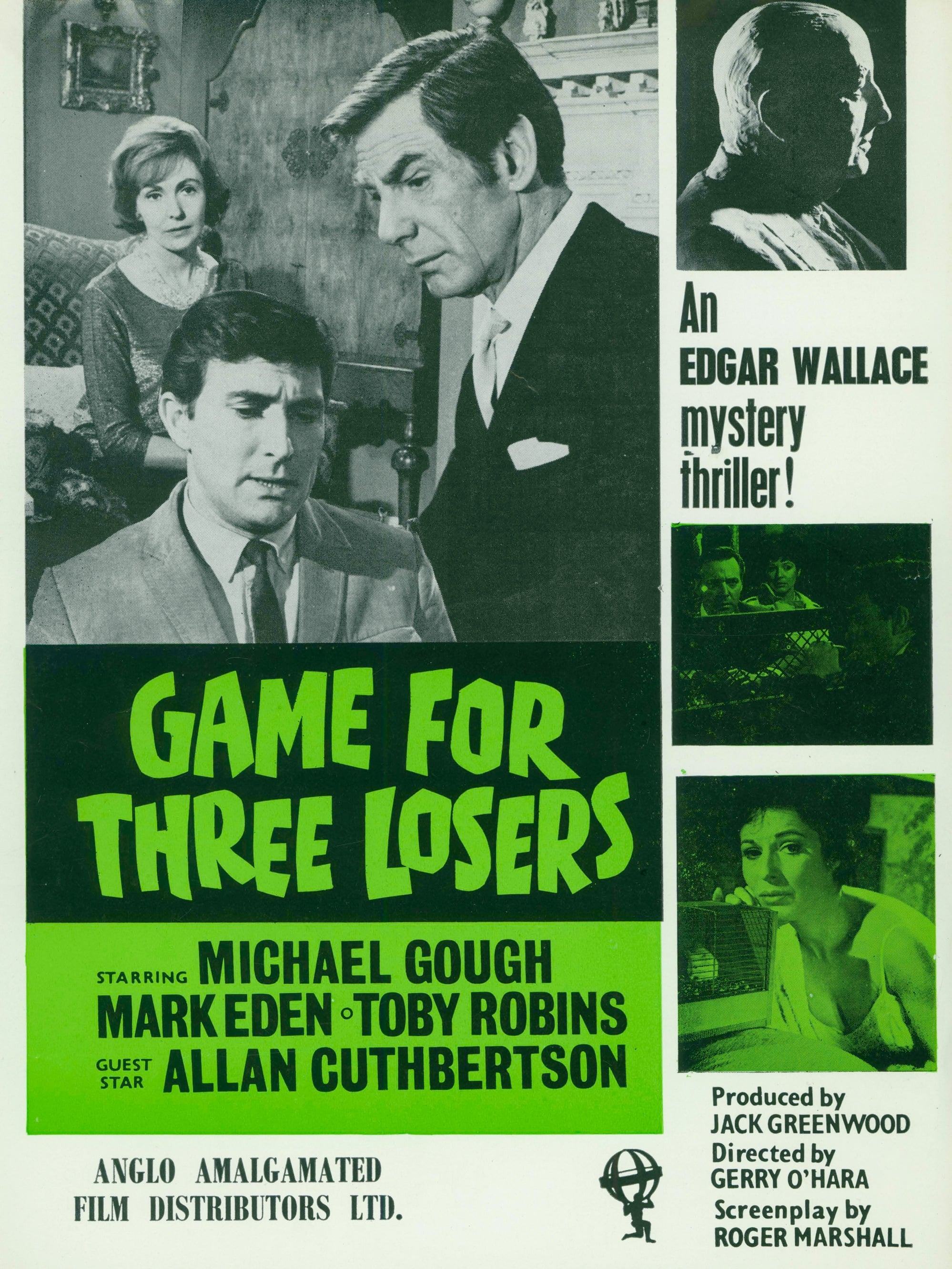 Game for Three Losers (1965)