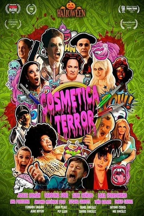 Cosmetica Terror on FREECABLE TV