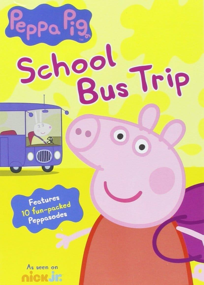 Peppa Pig: School Bus Trip (2015)