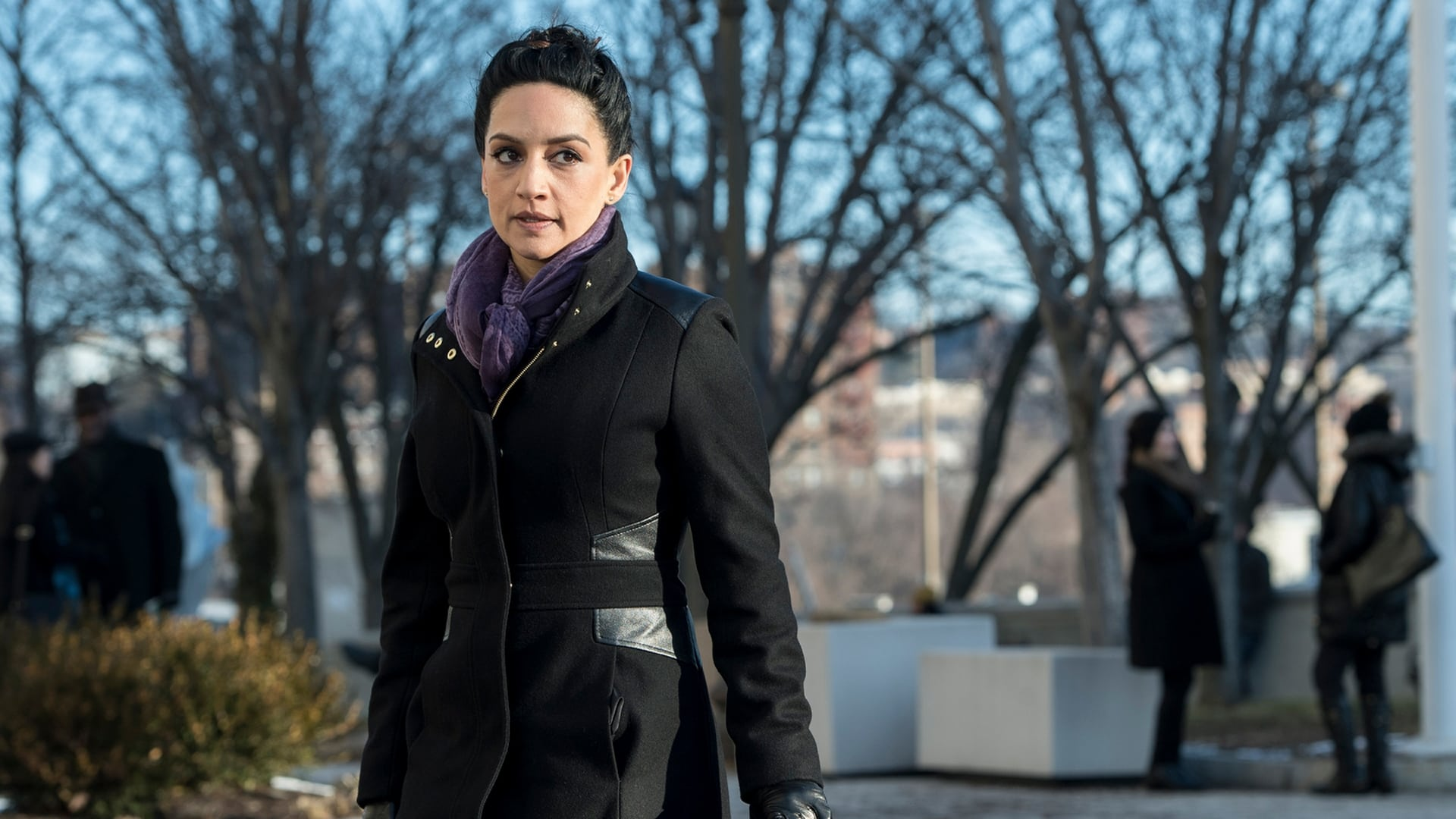 Blindspot Season 2 :Episode 16  Evil Did I Dwell, Lewd I Did Live
